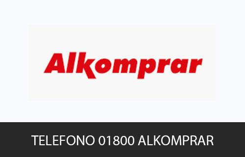 Teléfono de Servicio al cliente Alkomprar
