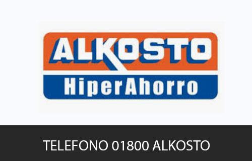 Teléfono de Servicio al cliente ALKOSTO