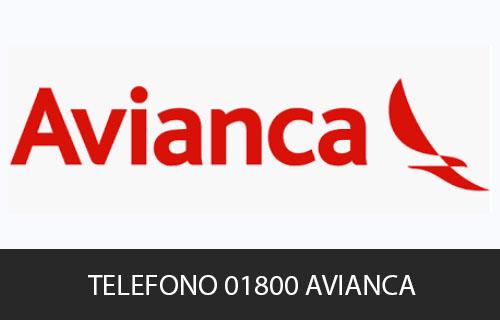 Teléfono de Servicio al cliente Avianca