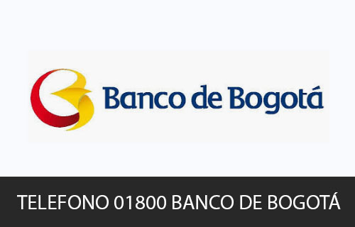 Teléfono de Servicio al cliente Banco de Bogotá