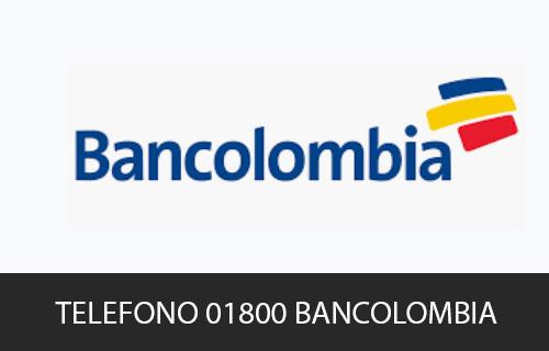 Teléfono de Servicio al cliente Bancolombia