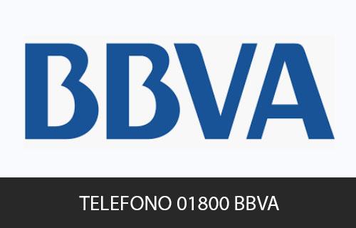 Teléfono de Servicio al cliente BBVA