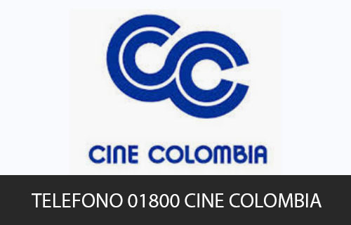 Teléfono de Servicio al cliente Cine Colombia