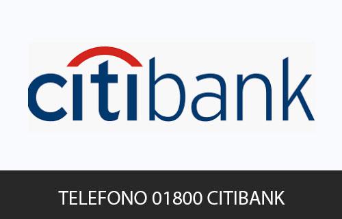 Teléfono de Servicio al cliente Citibank