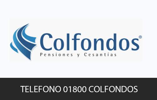 Teléfono de Servicio al cliente Colfondos
