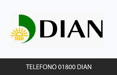 Teléfono de Servicio al cliente DIAN