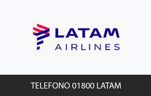 Teléfono de Servicio al cliente Latam