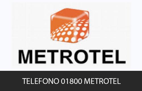 Teléfono de Servicio al cliente Metrotel