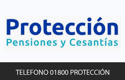Teléfono de Servicio al cliente Protección