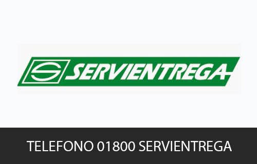 Teléfono de Servicio al cliente Servientrega