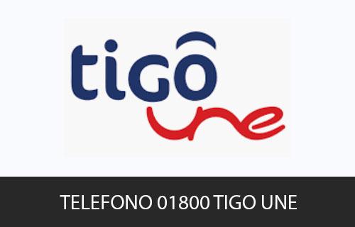 Teléfono de Servicio al cliente Tigo Une